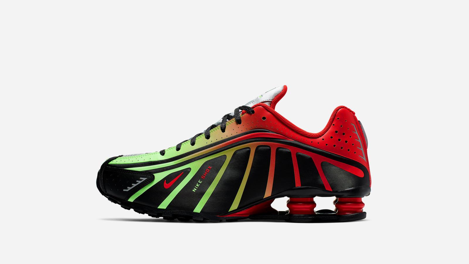 Nike Shox R4 Neymar JR Official Release