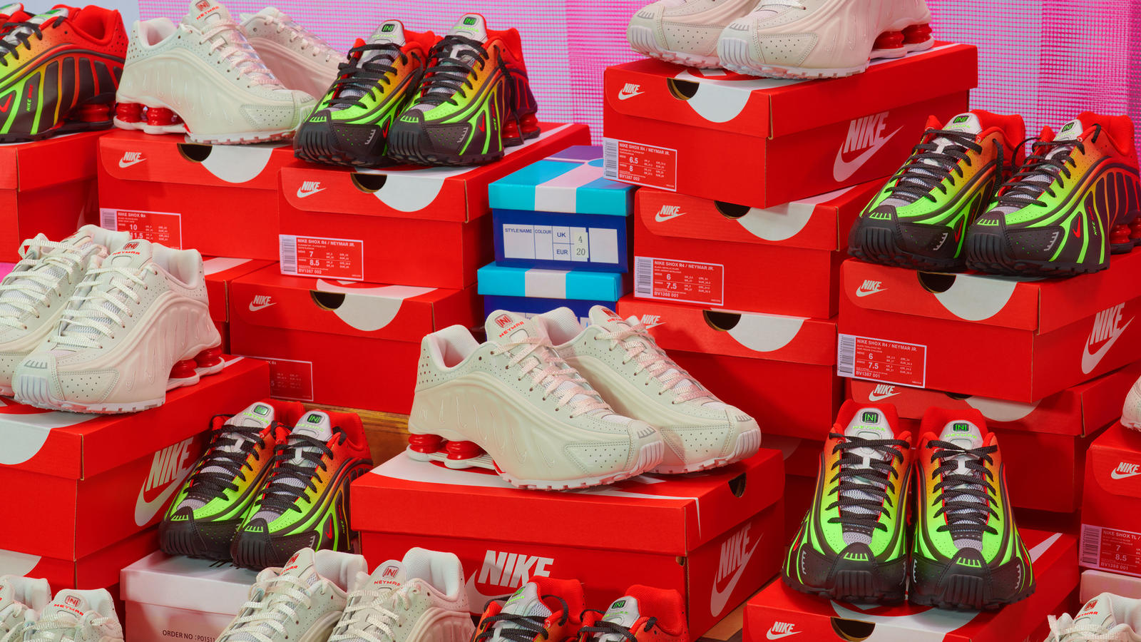 nike shox r4 shop online