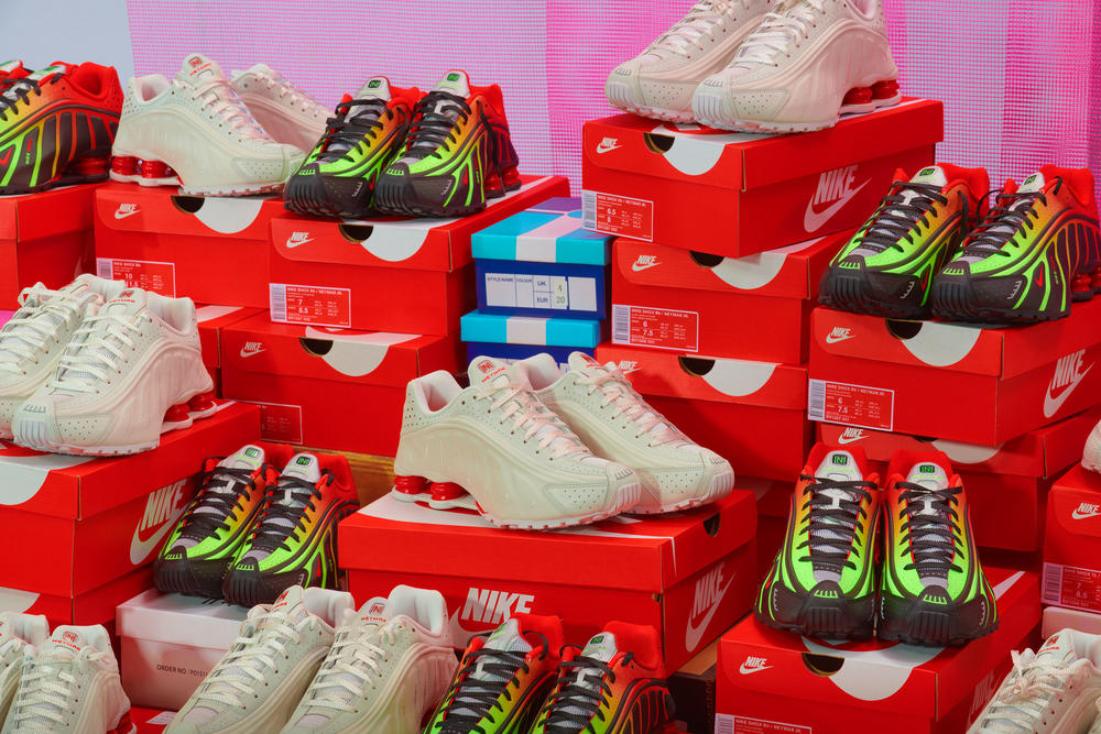 Nike Shox R4 Neymar JR
