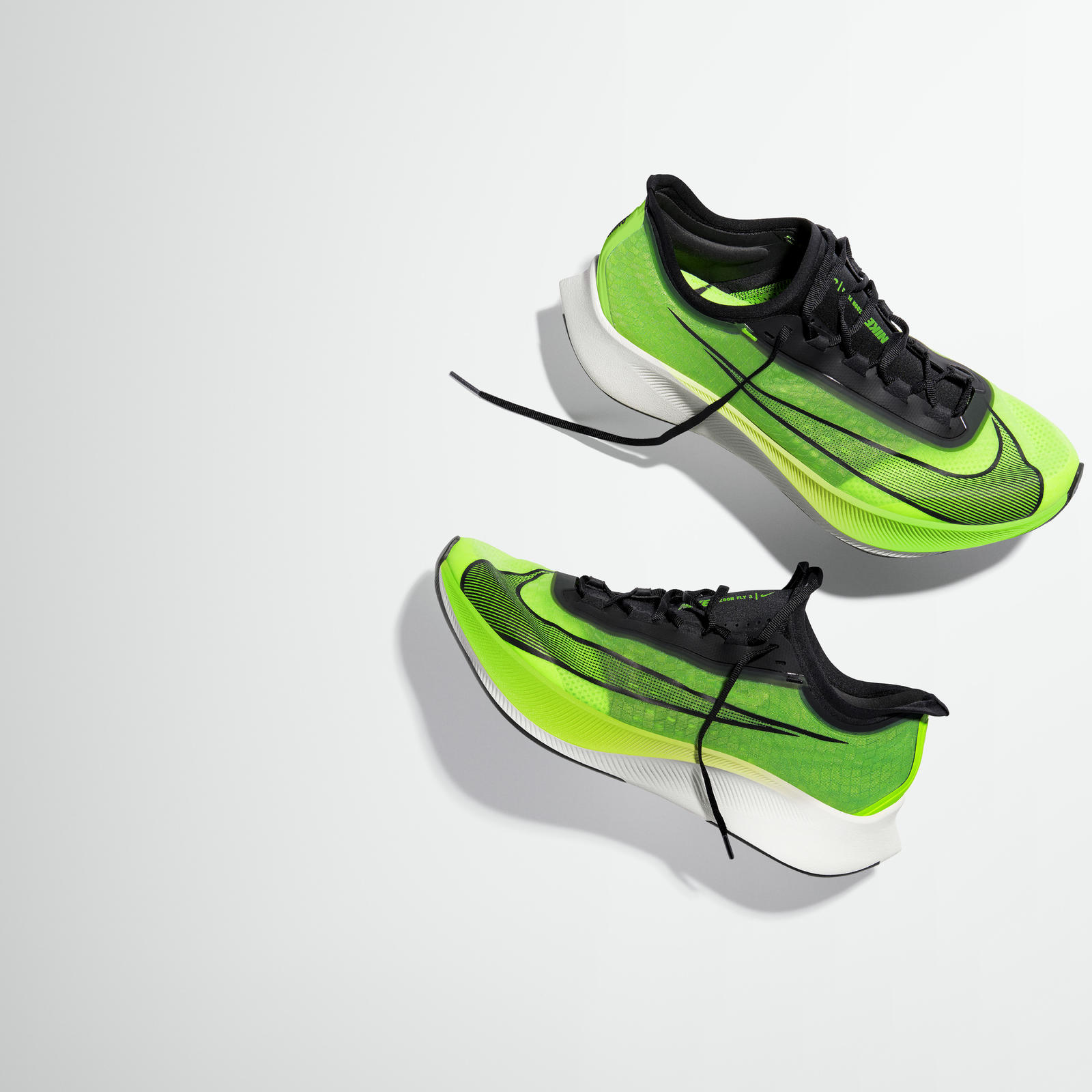 Nike Air Zoom Pegasus 36 Nike Zoom Pegasus Turbo 2 Nike ZoomX Vaporfly Next% Nike Zoom Fly 3  7