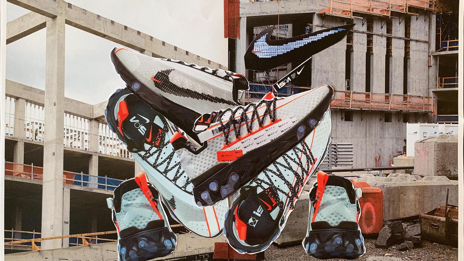 Nike REACT LW WR Low ISPA 0