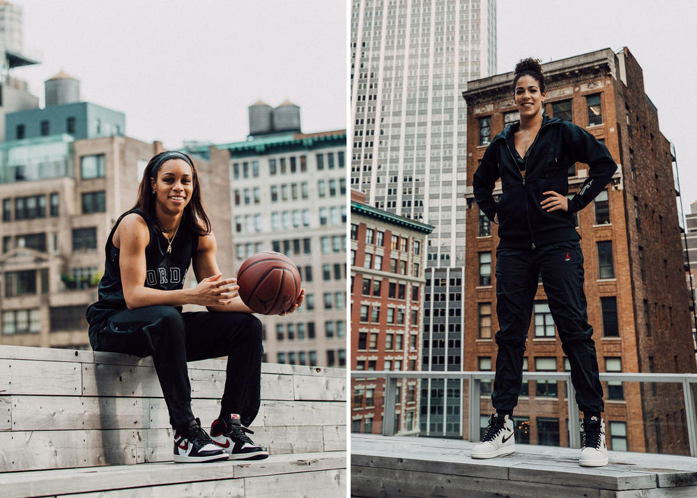 Meet the Jordan Brand 2019 WNBA Signees