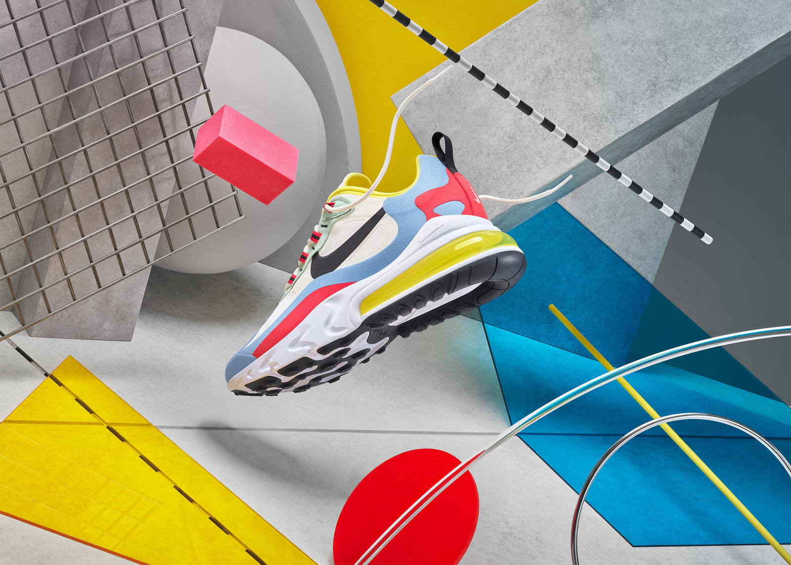 Nike Air Max 270 React Official Images and Release Date  10