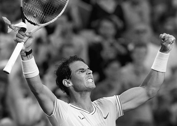 Watch Rafael Nadal In Rally Nike News