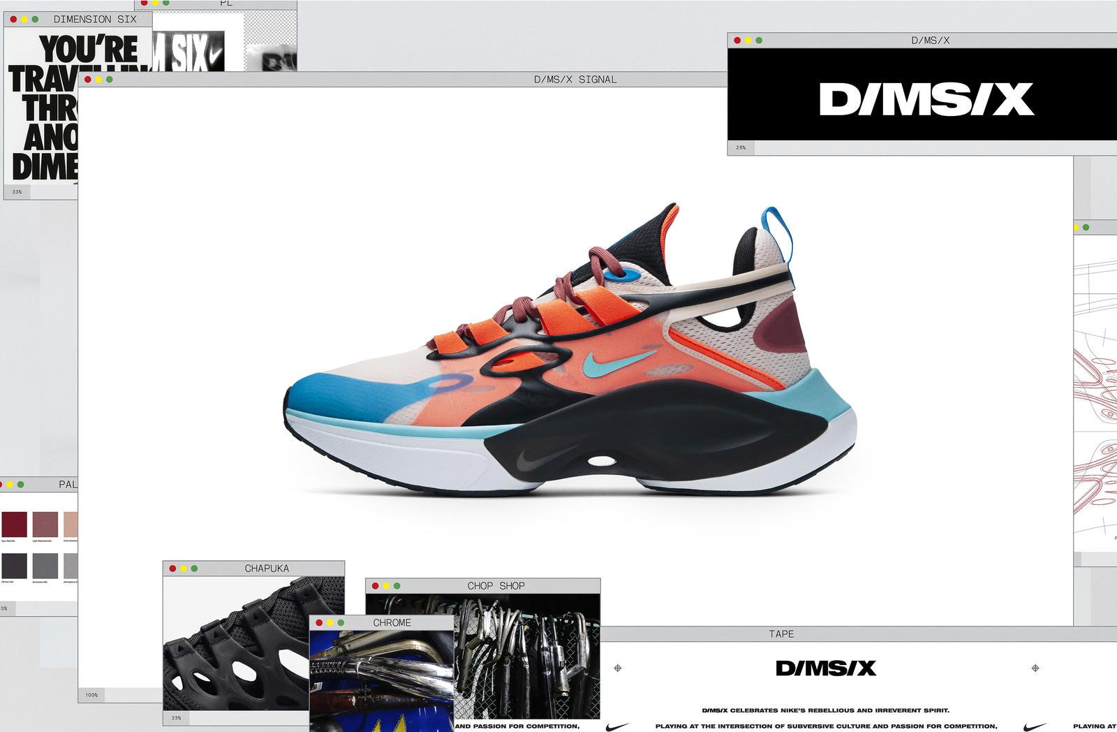 Sportswear News Nike Footwear Nike and N354THE10TH DIMSIX R4AL35jq