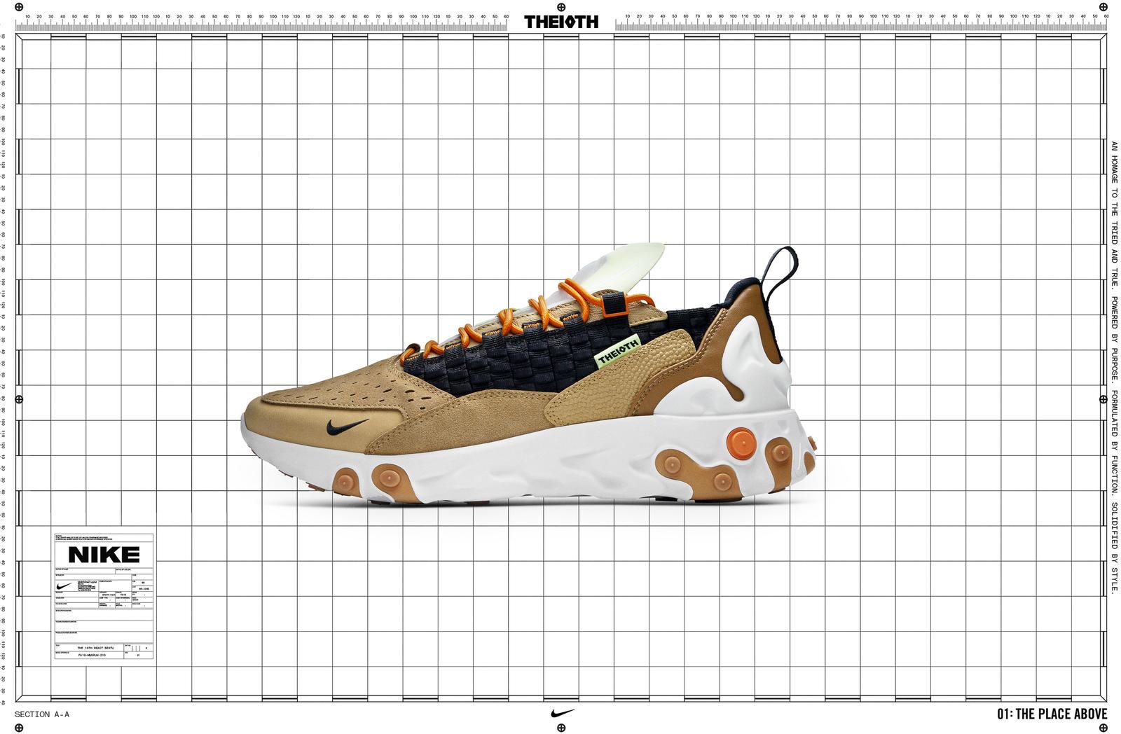 Nike Sporstwear N. 354, THE10TH and DIMSIX Footwear 1