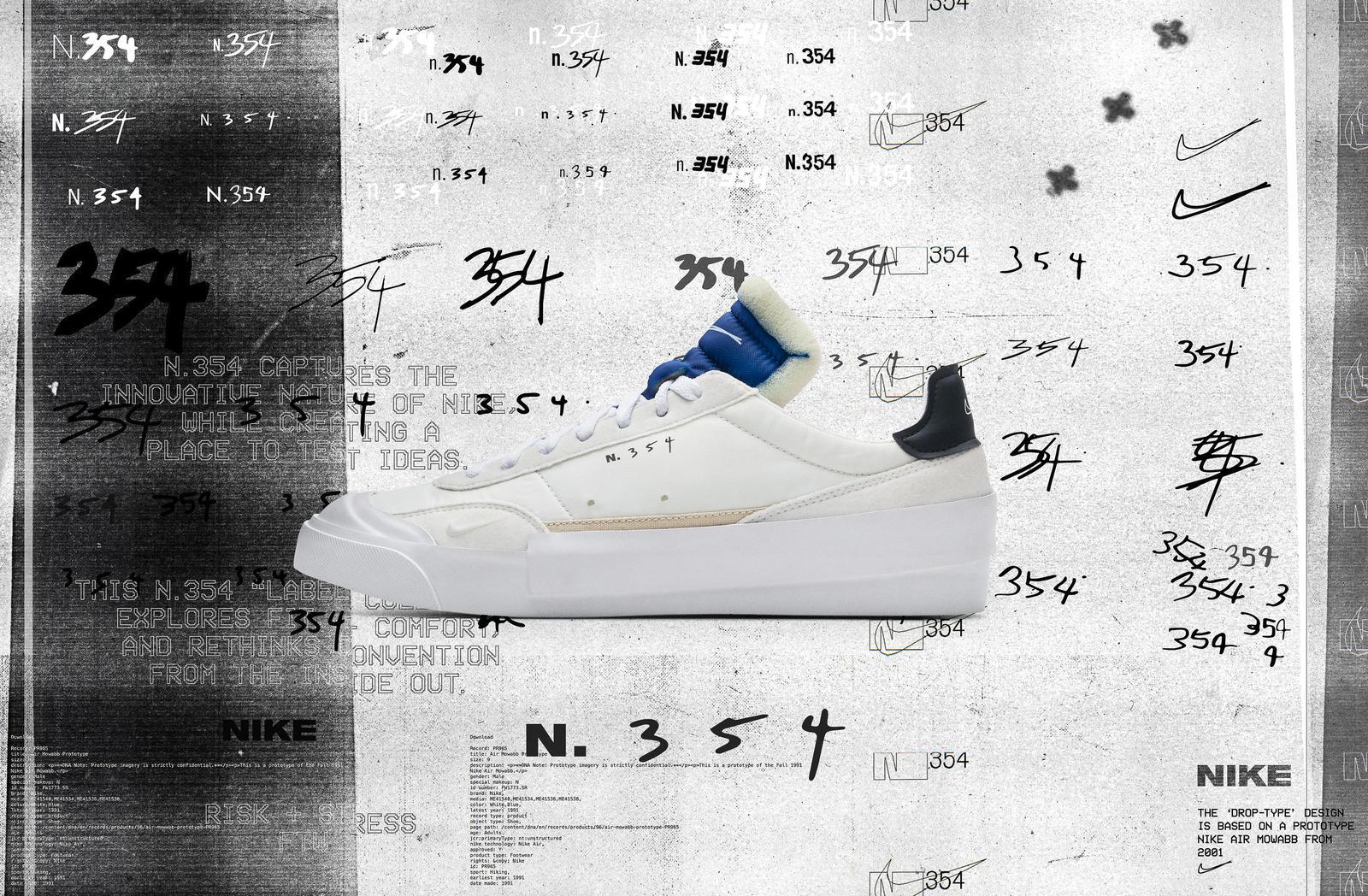Nike Sporstwear N. 354, THE10TH and DIMSIX Footwear 2
