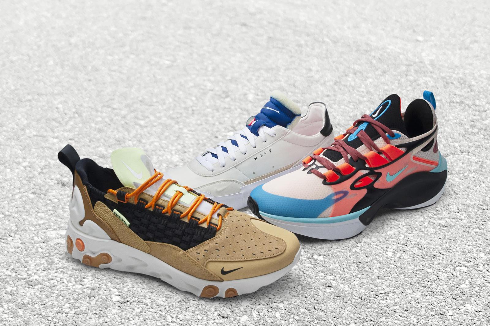 Nike Sportswear N. 354, THE10TH and DIMSIX Footwear 3