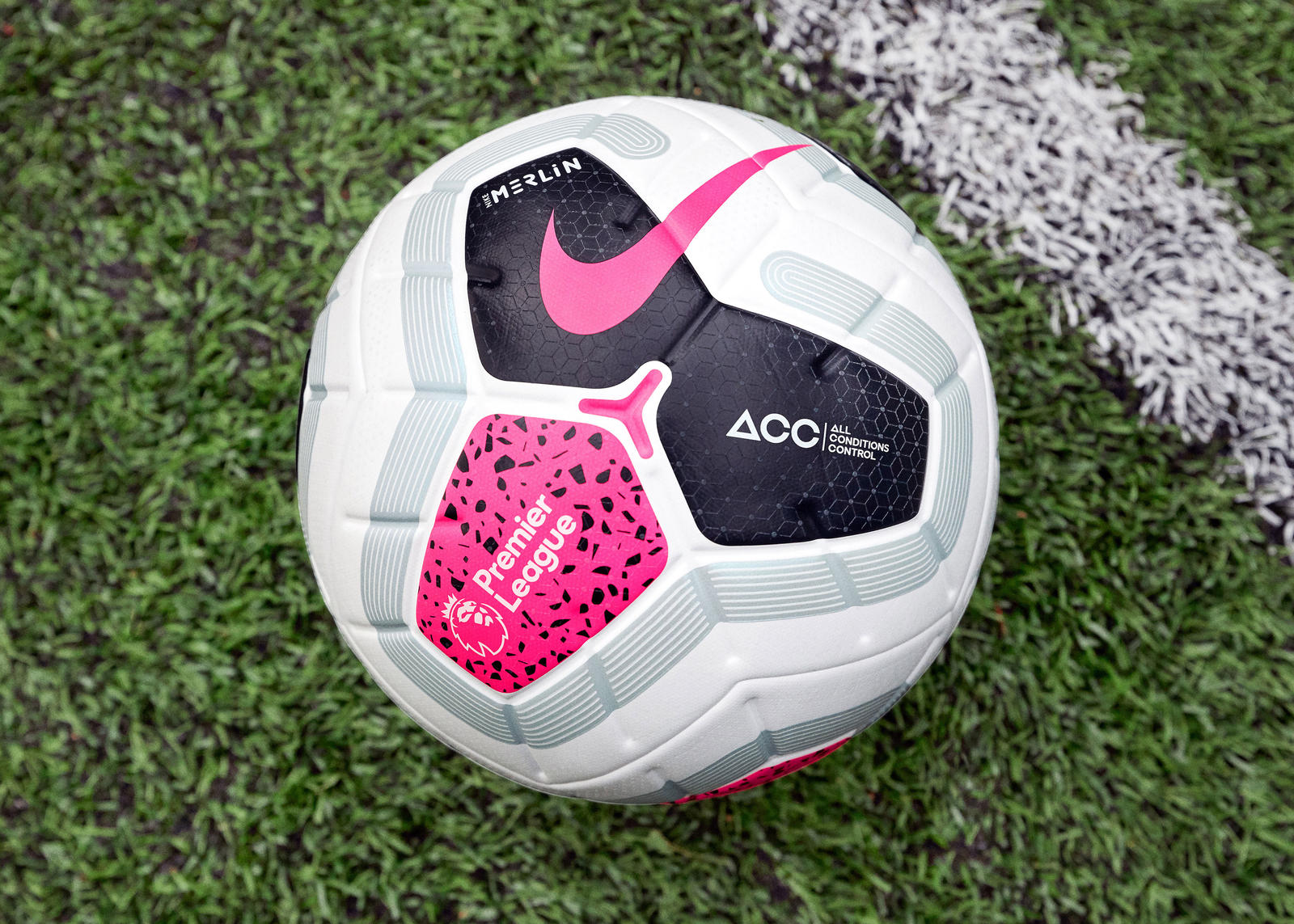 Nike and Premier League Merlin Football 2019-20 0