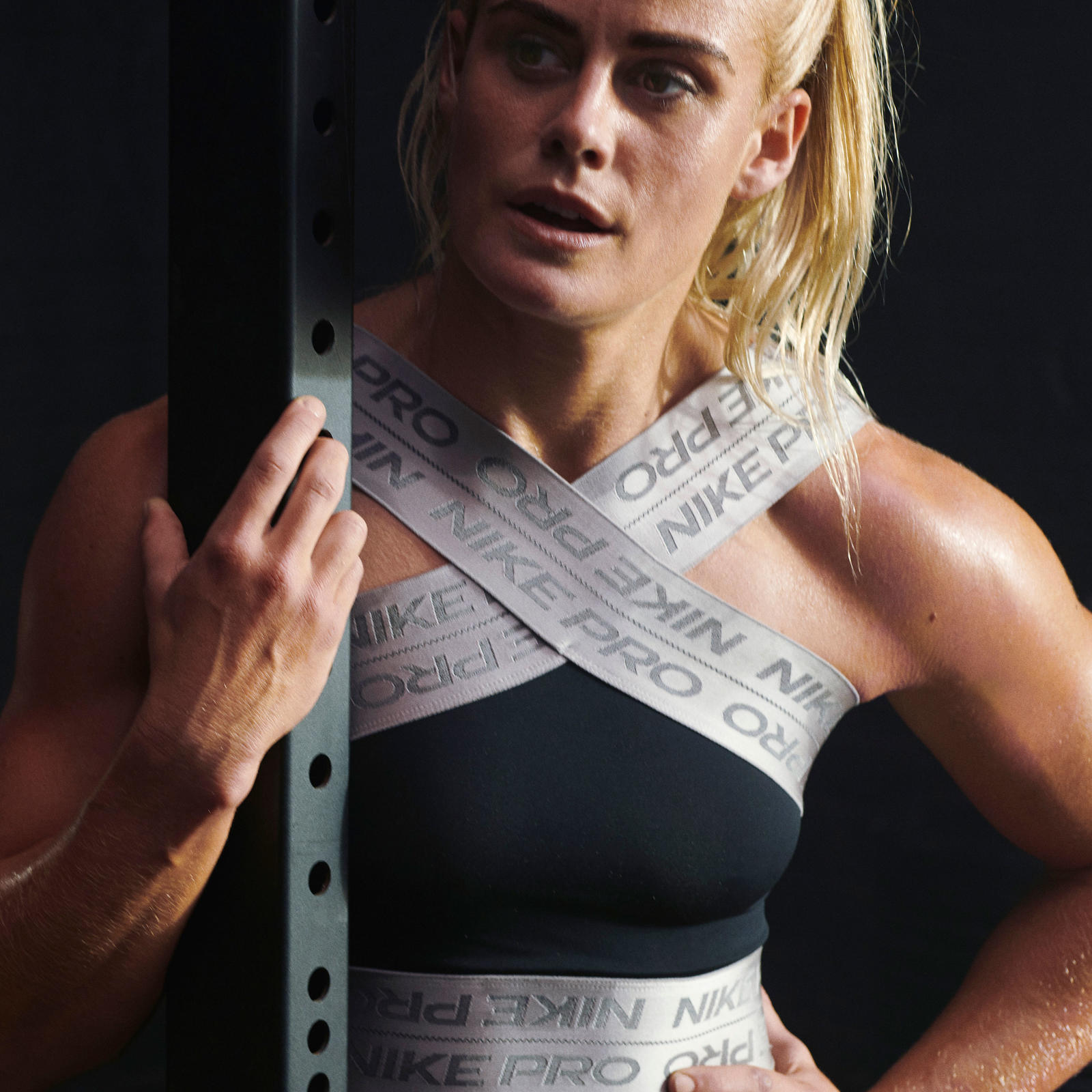Nike News Nike Training Nike Pro Collection Sigmundsdottir 1