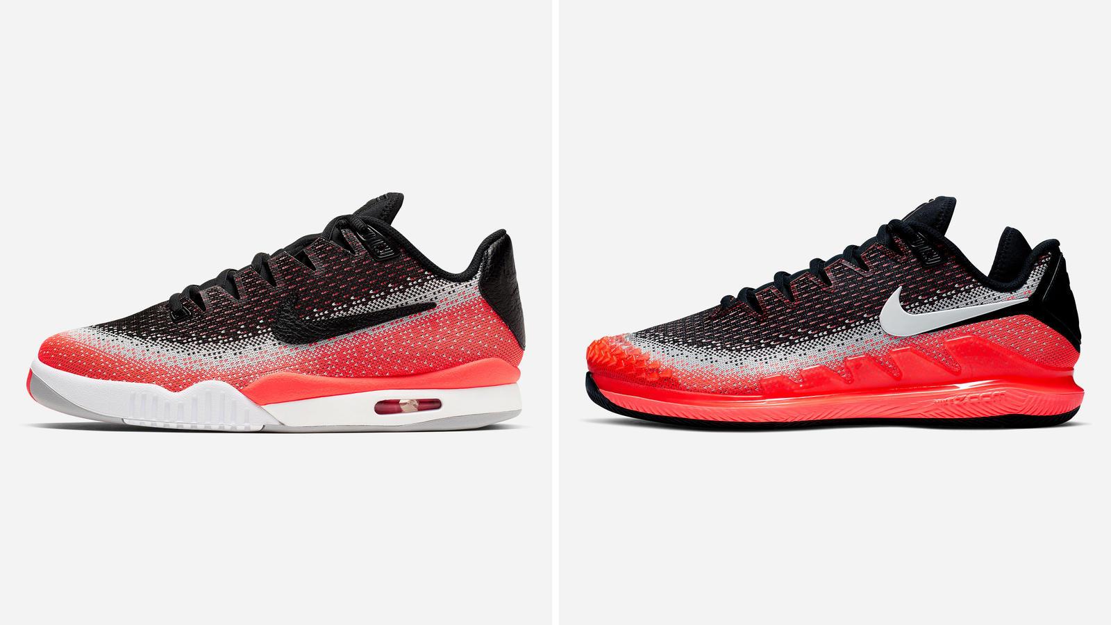 NikeCourt Vapor x TC Knit, NikeCourt Air Zoom Vapor x Knit