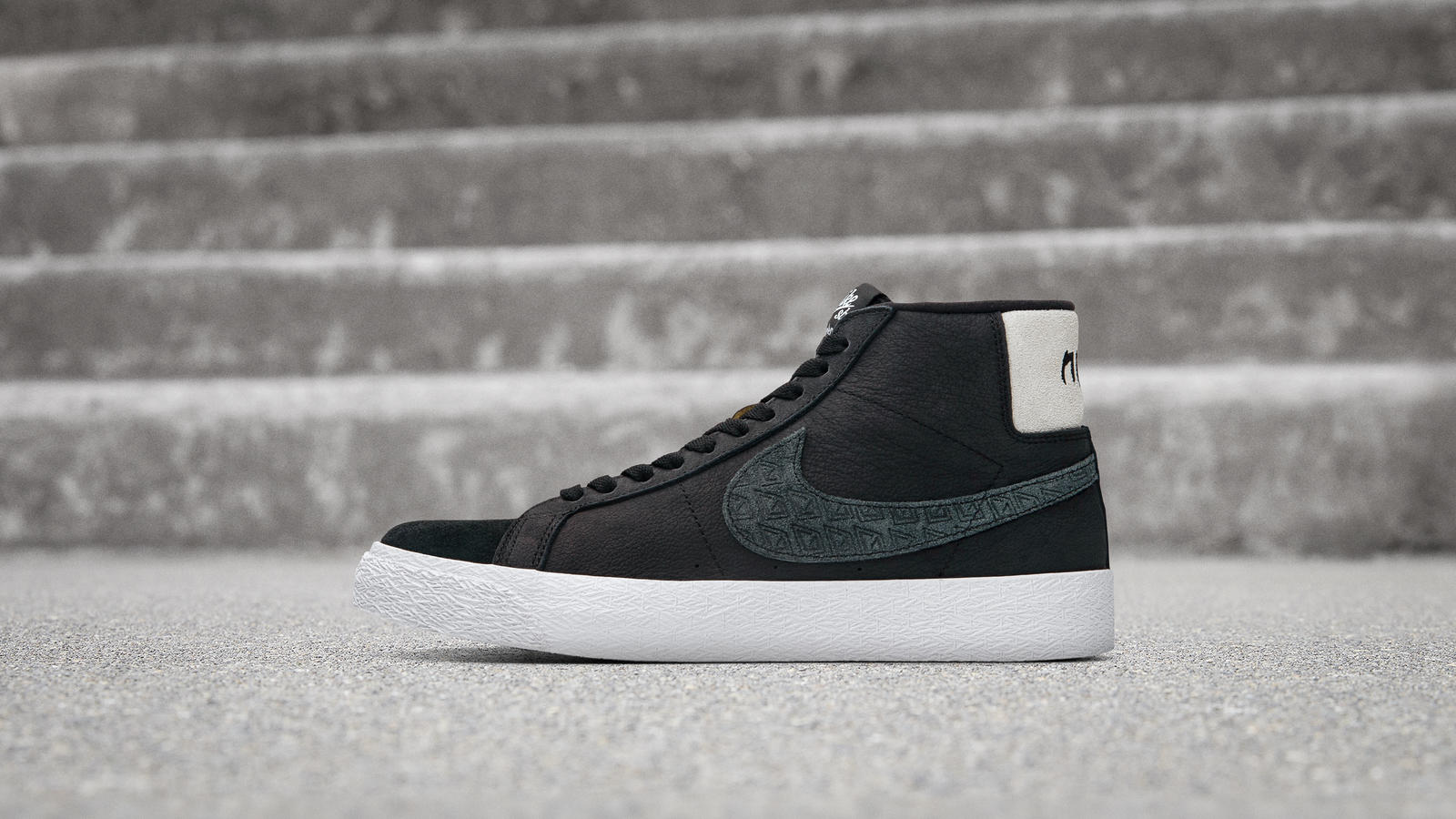 Nike SB Zoom Blazer Mid Gnarhunters Official Images and Release Date ...