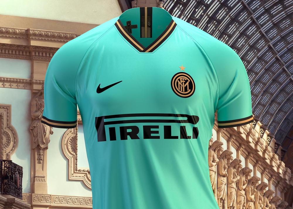 FC Internazionale Milano 2019-20 Away Kit