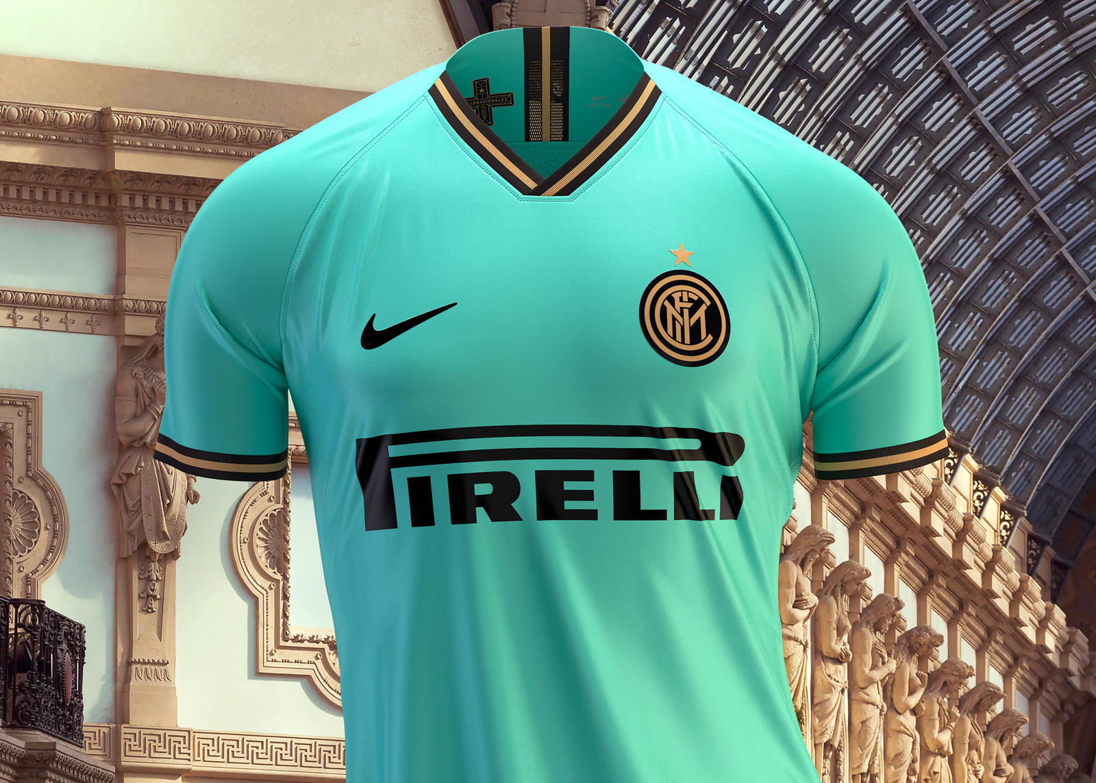 new style 71ca3 16d25 2019-20 FC Internazionale Milano Away Kit - Nike News