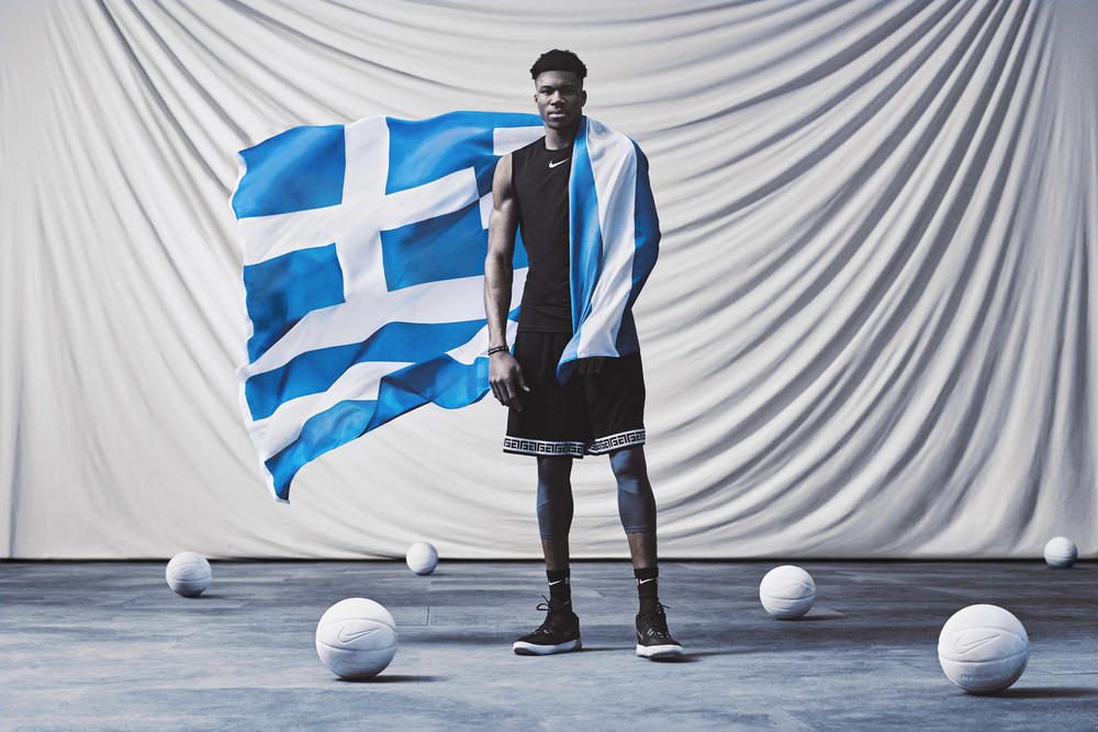 Giannis Antetokounmpo and the Making of the Air Zoom Freak 1
