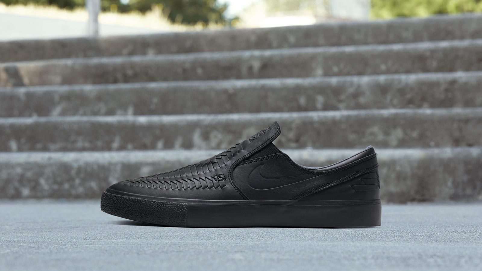 Nike SB Zoom Stefan Janoski Woven Slip RM 2