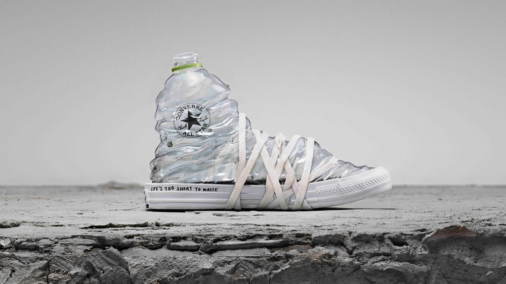 Three Ways Converse's Renew Initiative is Rethinking Waste