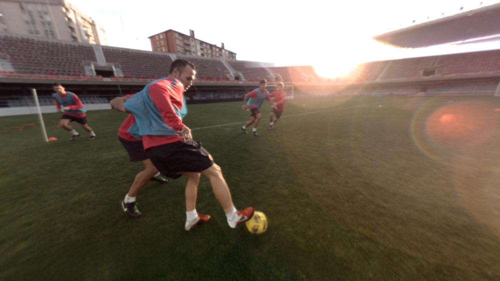 Andrés Iniesta Takes Control