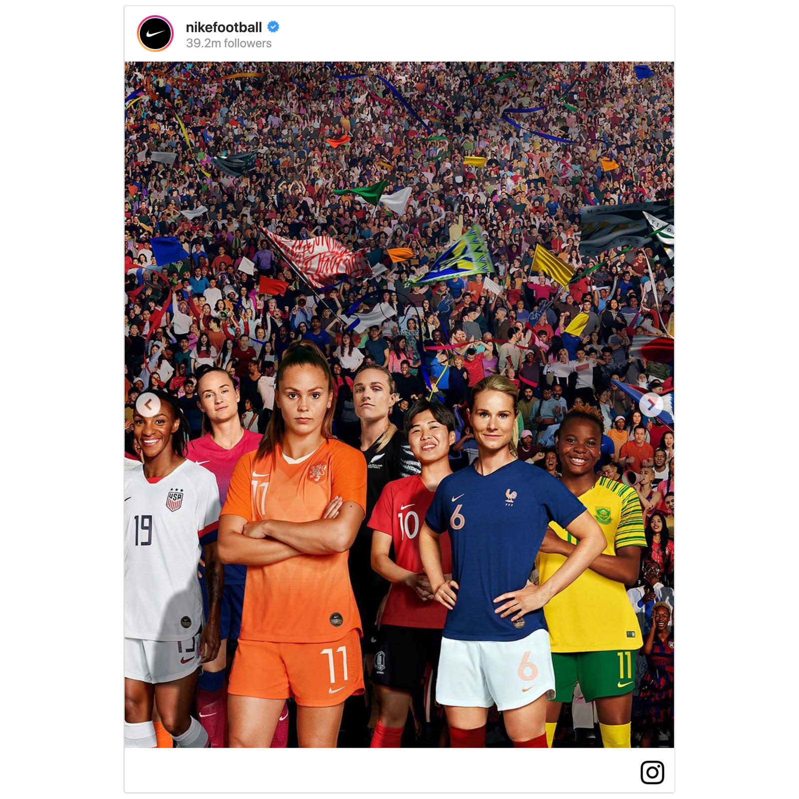 Nike Wins World Cup 14