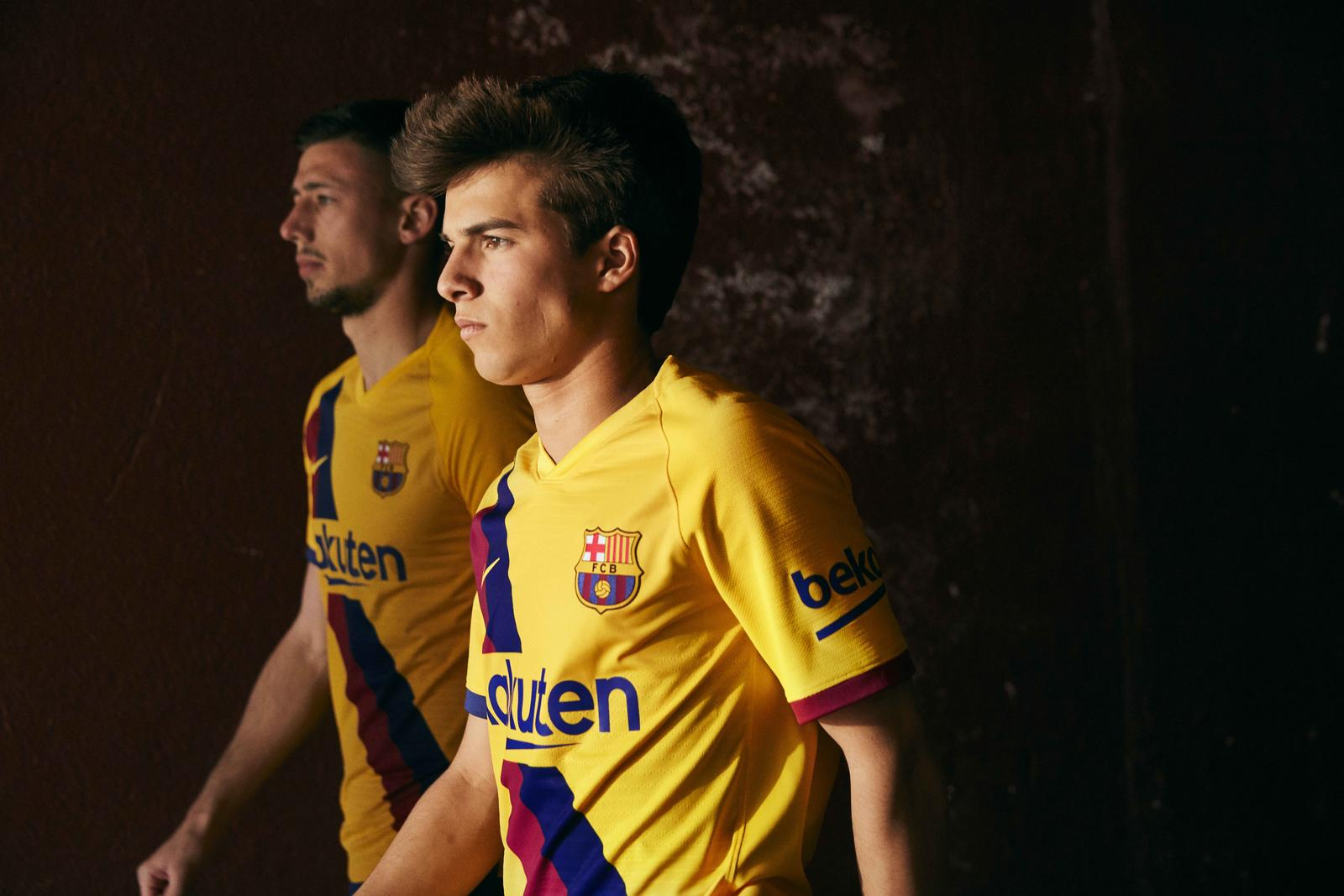 the latest 22de9 70f48 FC Barcelona 2019-20 Away Kit - Nike News