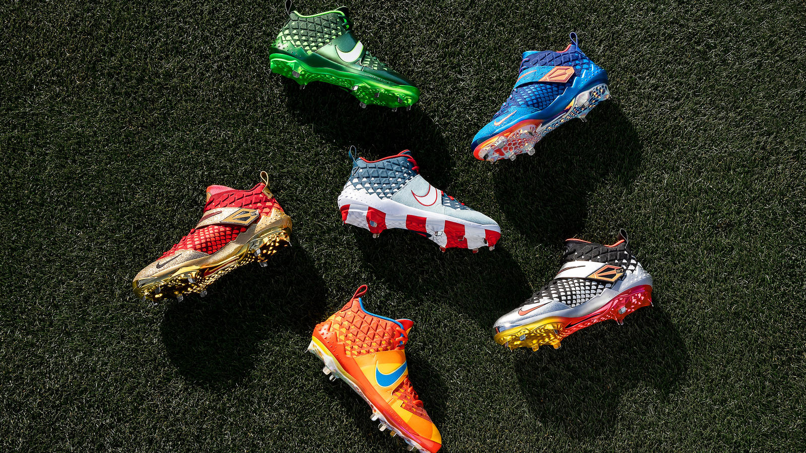 Nike Force Zoom Trout 6 All-Star Game Collection 0