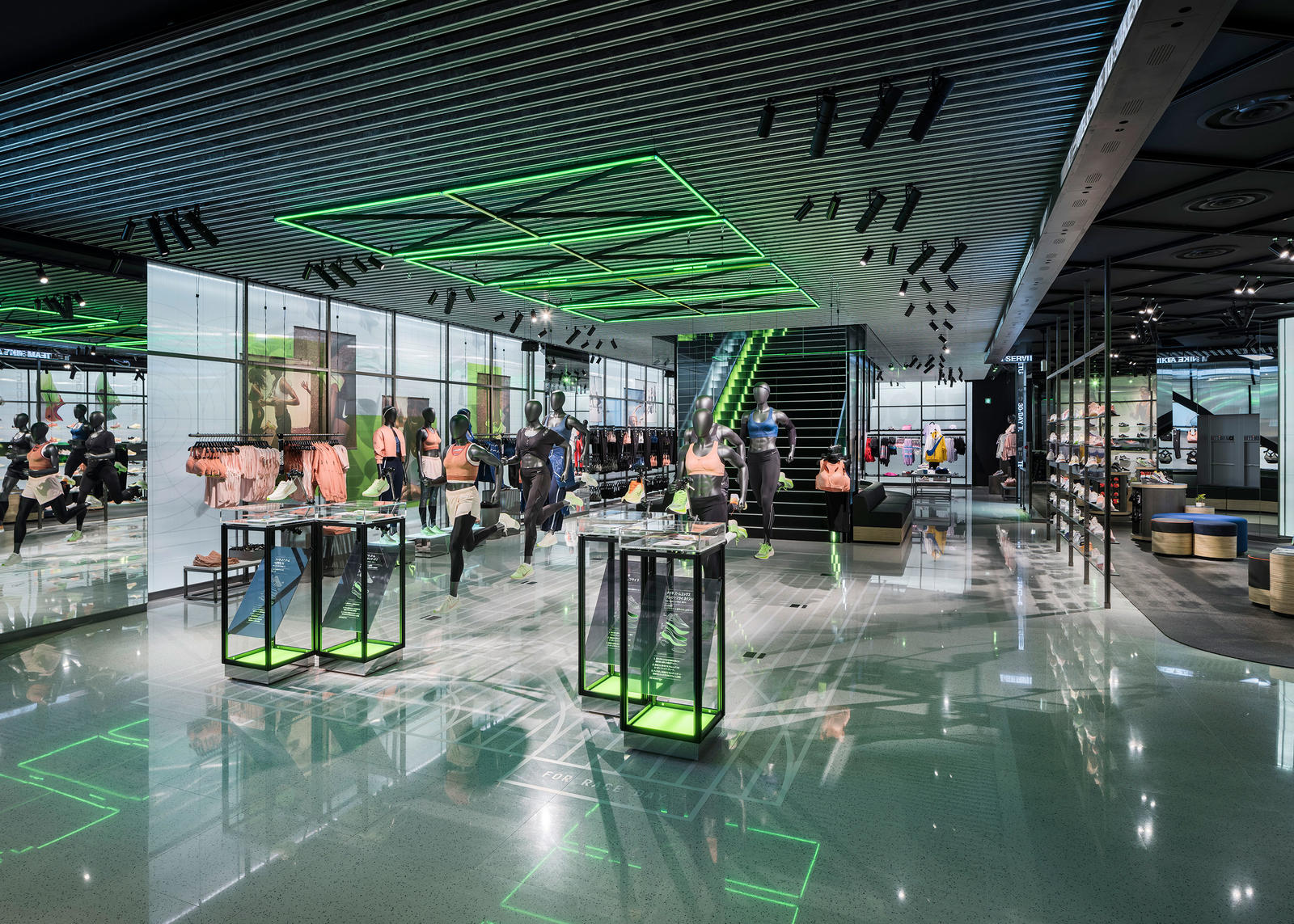 Nike Events: July 2019 – See the Newly Remodeled Nike Harajuku Store 3