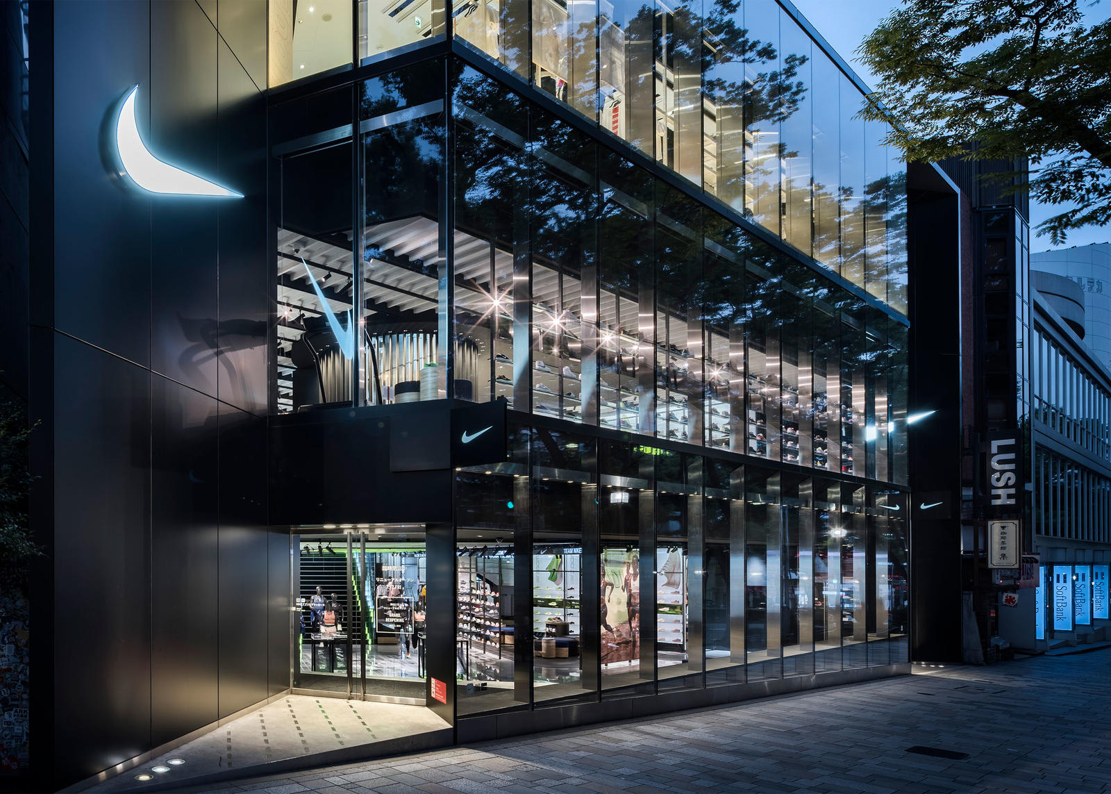 Nike Events: July 2019 – See the Newly Remodeled Nike Harajuku Store 5