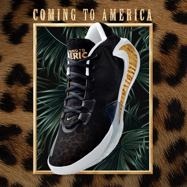 Giannis Coming to America 19