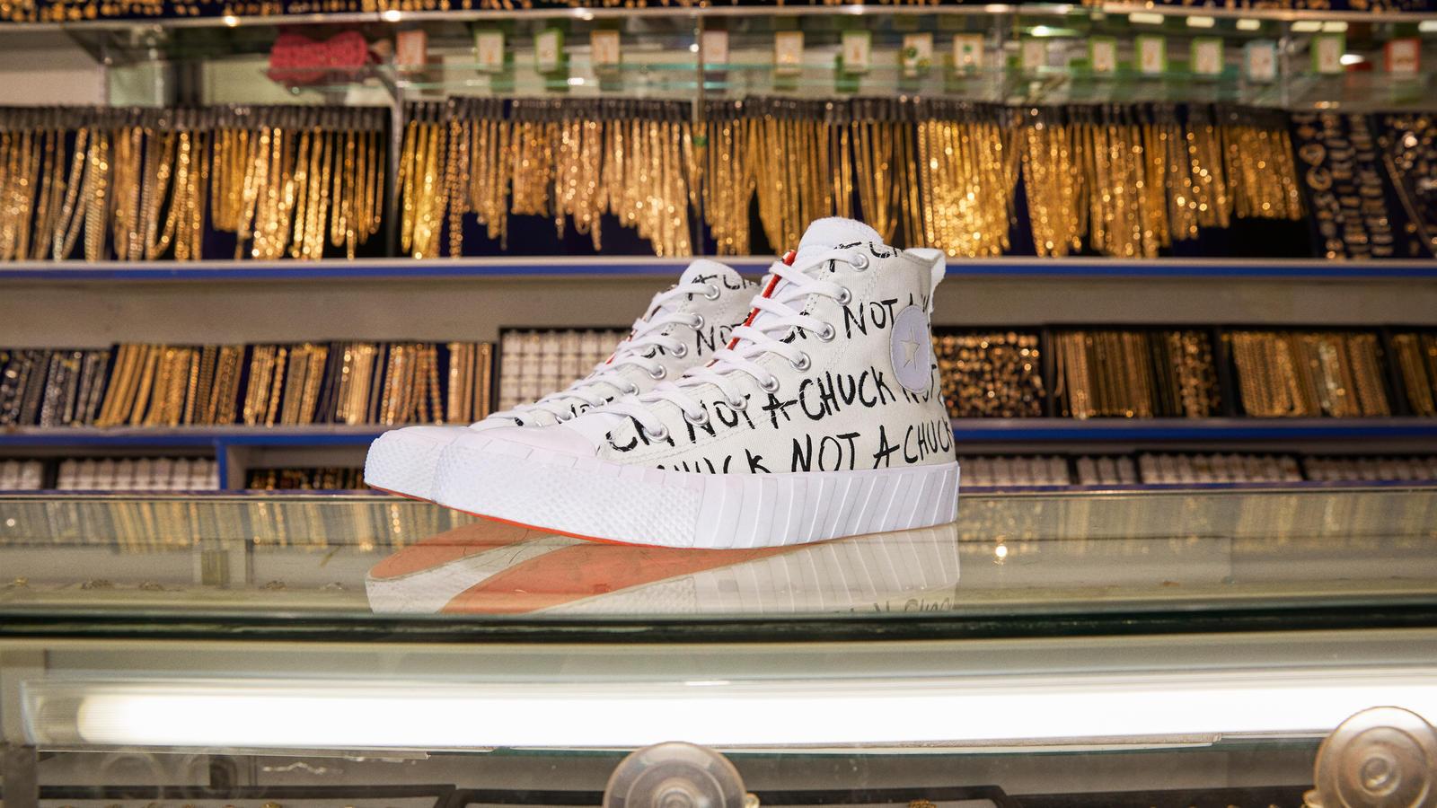 converse nike chinatown market