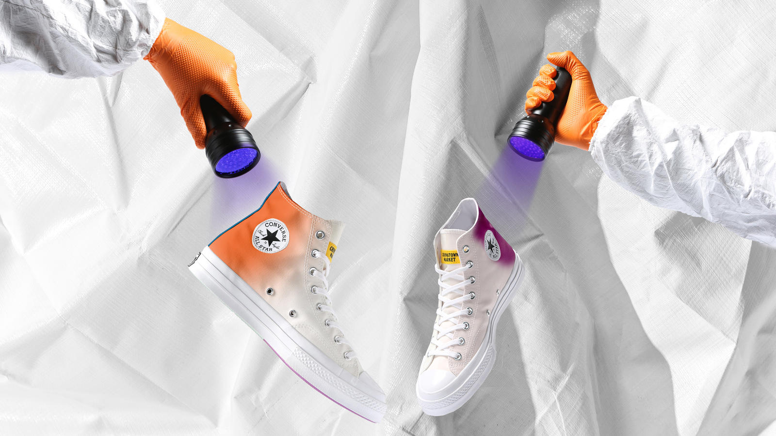 Converse, Joshua Vides and Chinatown Market ComplexCon Chuck 70 Official Images 3