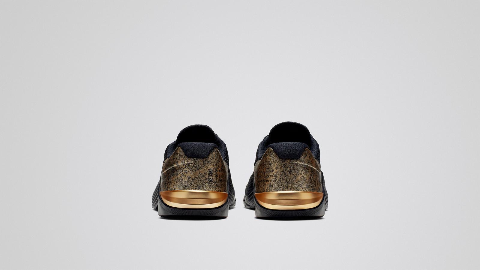metcon 5 black x gold