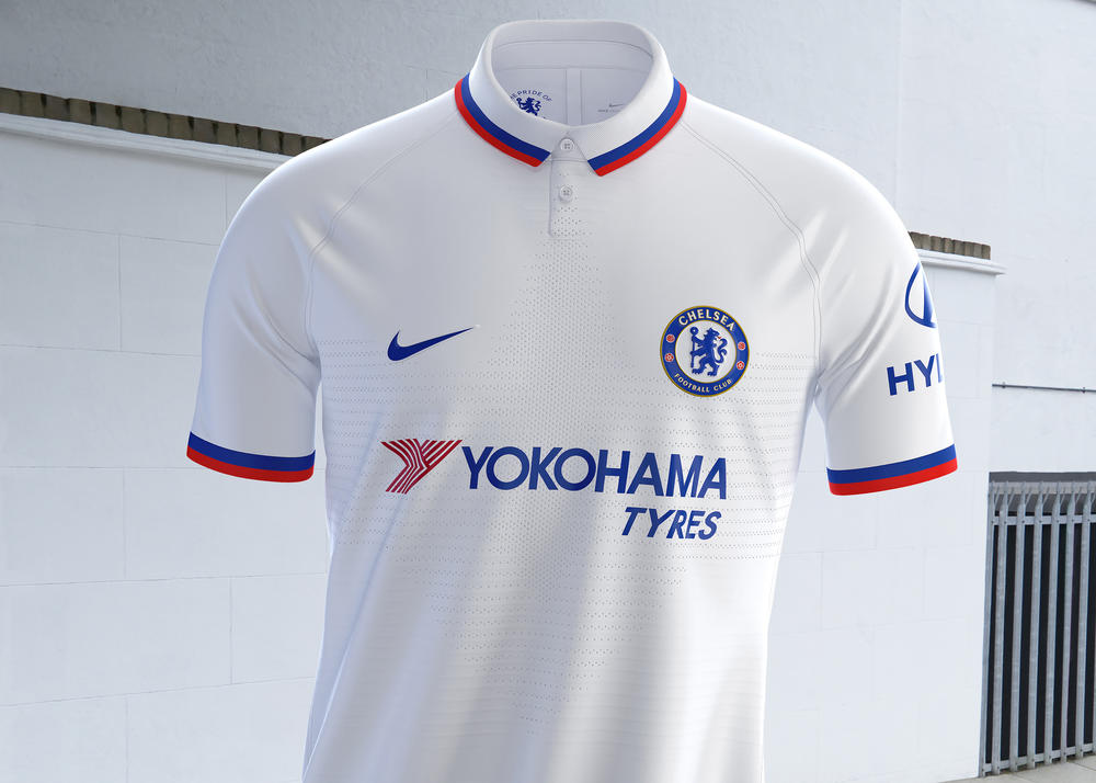 Chelsea Goes Mod for 2019-20
