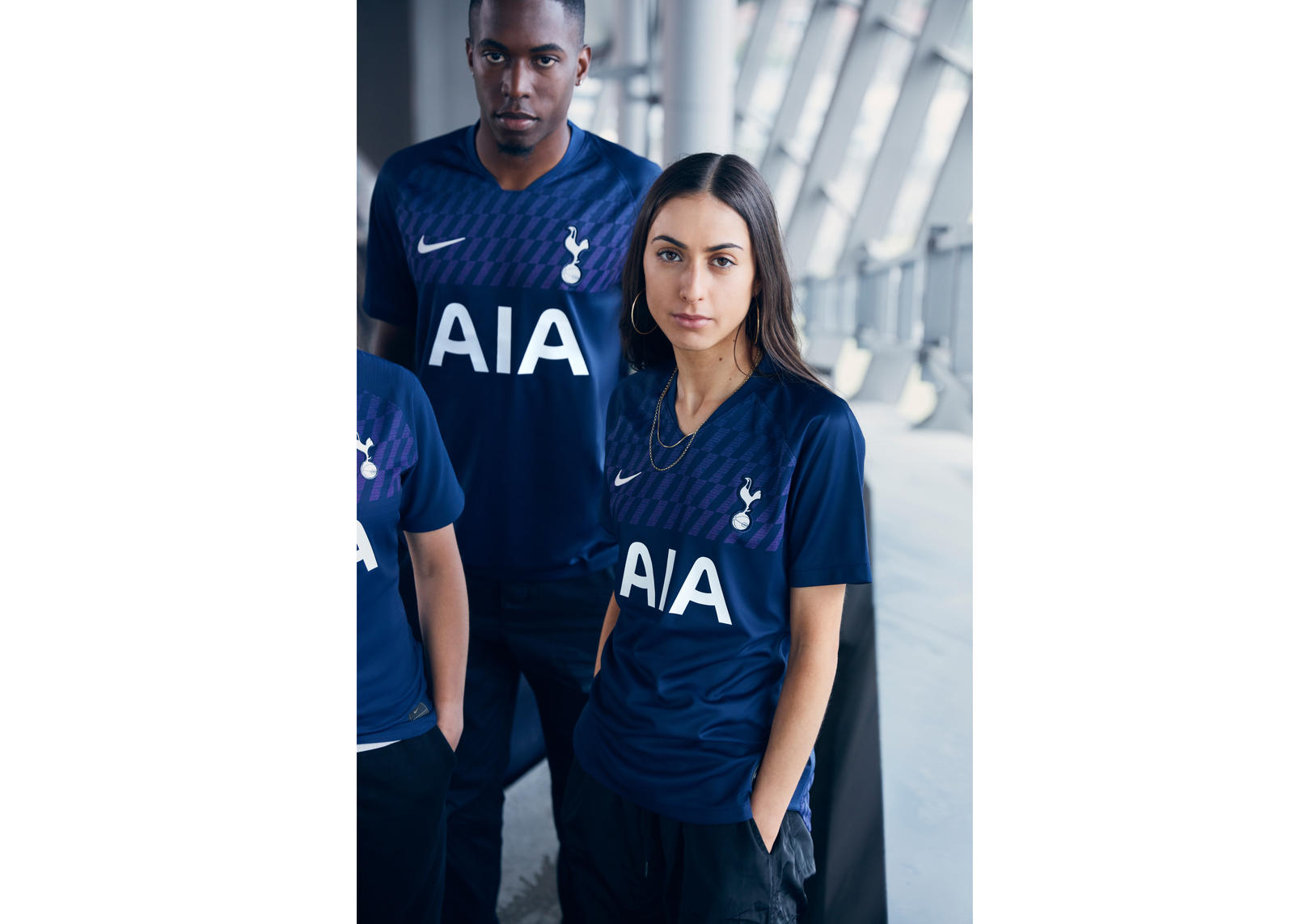 Tottenham Home and Away Kits 2019-20 0