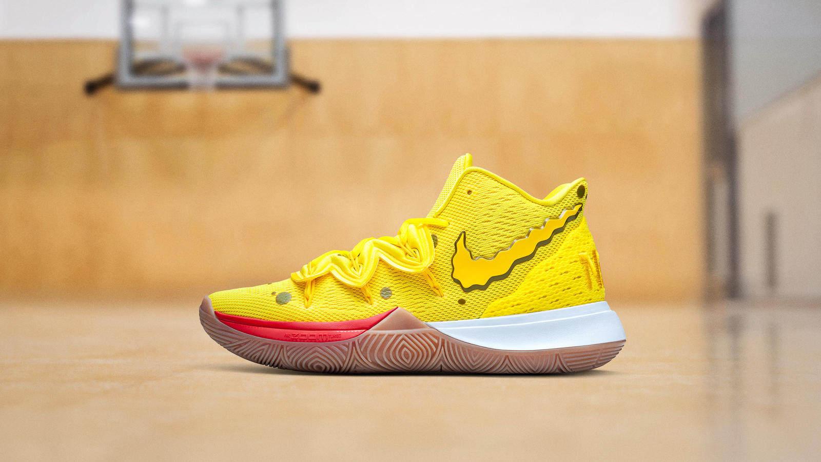 Nike KYRIE x SpongeBob SquarePants Collection Nike News