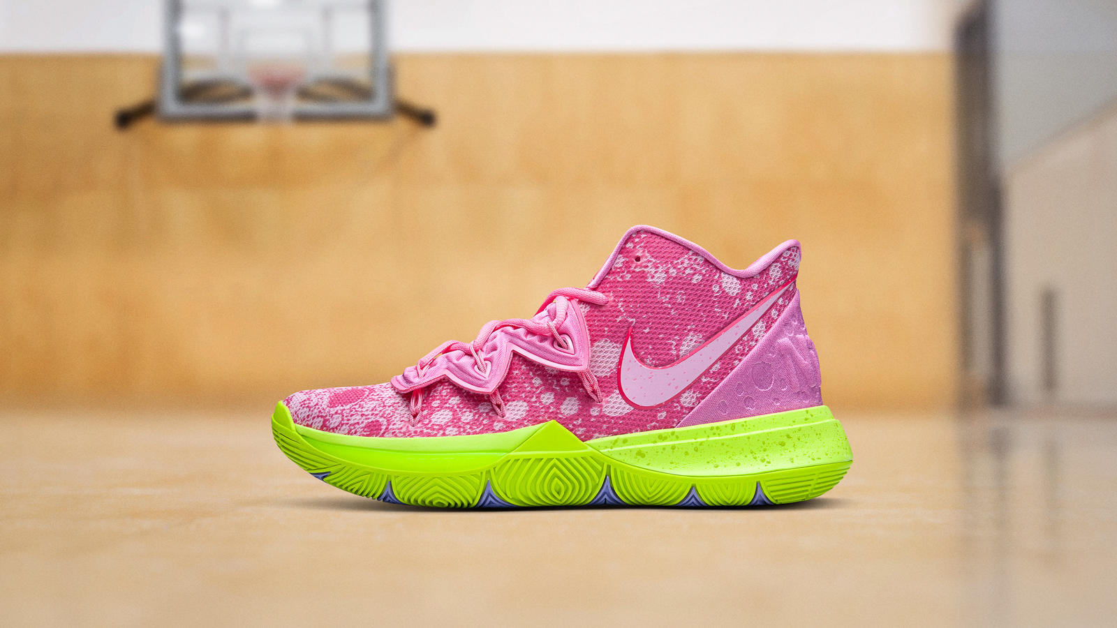 Nike Kyrie 5 x SpongeBob SquarePants Collection 12
