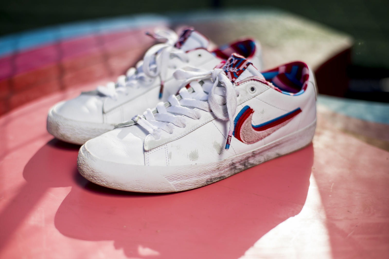 Nike SB x Parra Dunk and Blazer Official Images and Release Date 4