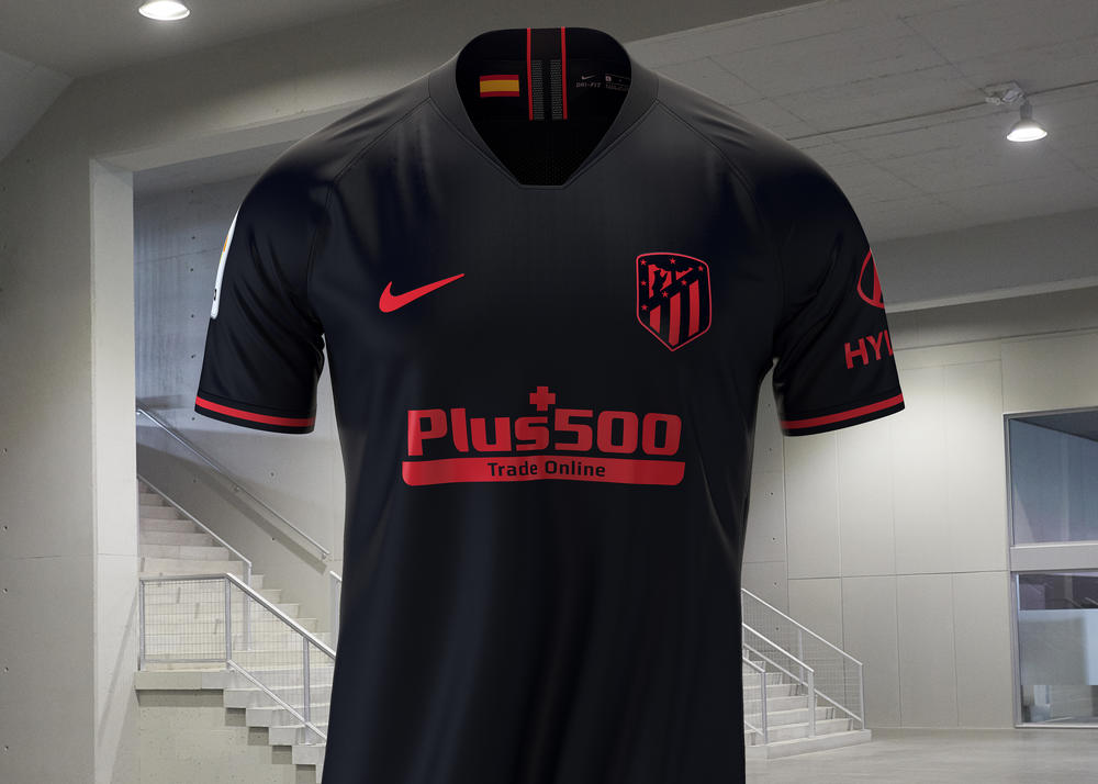Atlético Madrid Away Kit 2019-20 1