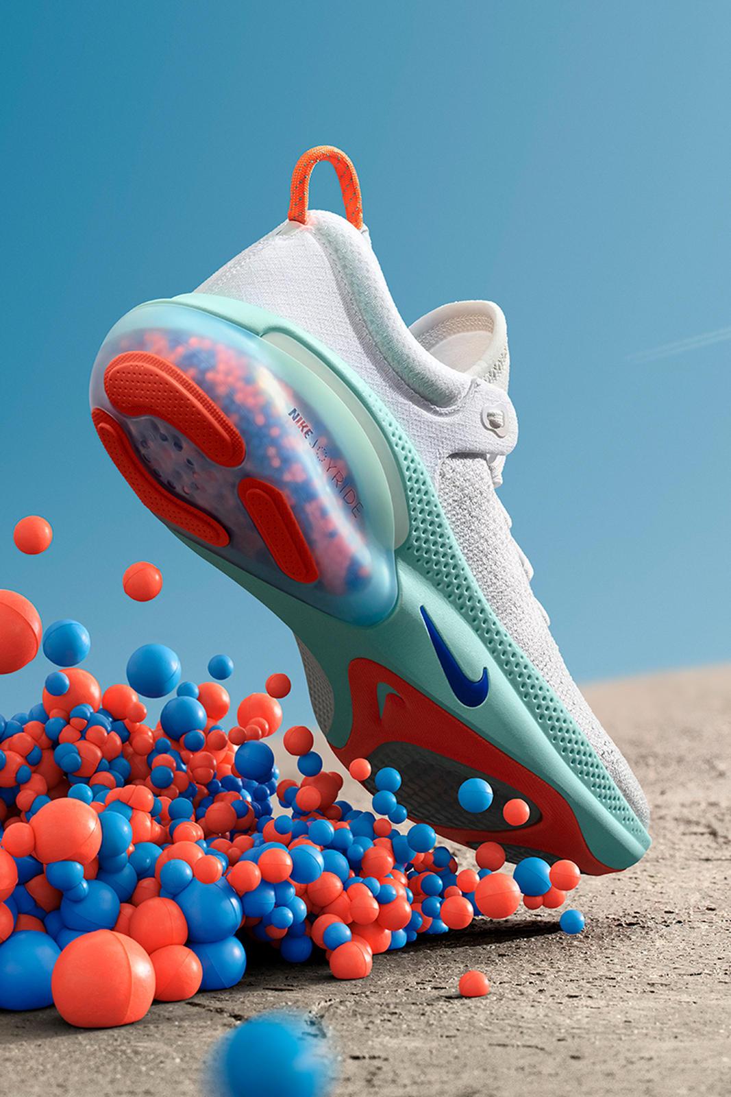 Nike Joyride Cushioning Innovation and Nike Joyride Flyknit Run Official Images 7