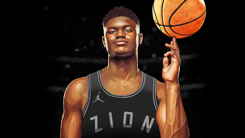 Jordan Brand Adds Zion Williamson to Family