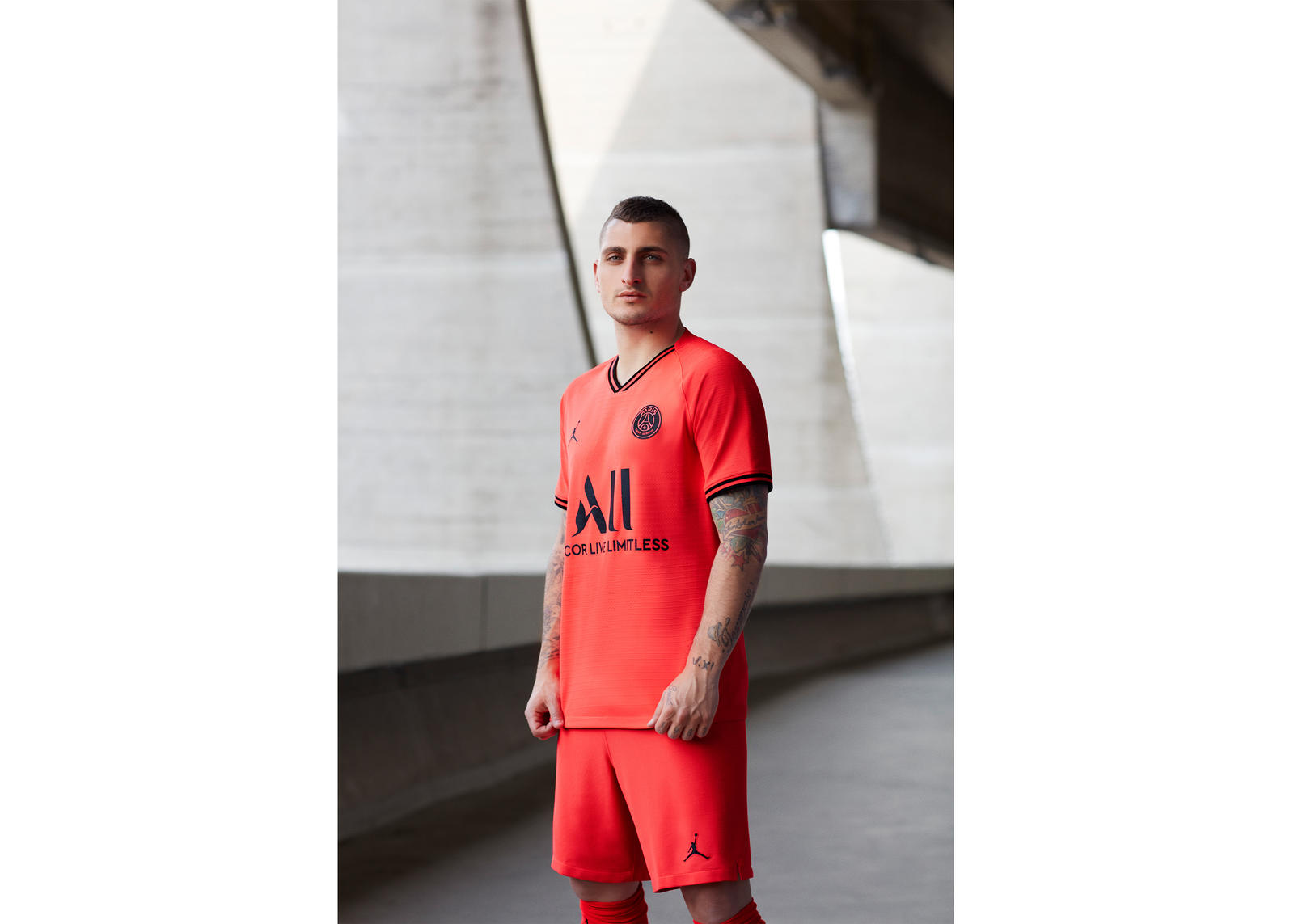 Jordan Brand Paris Saint Germain Away Kit 2019 20 Nike News