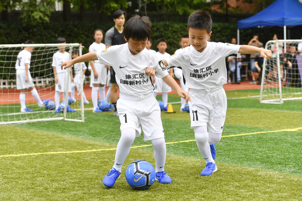 Tottenham Hotspur Help Jumpstart New Grassroots Football League in Shanghai