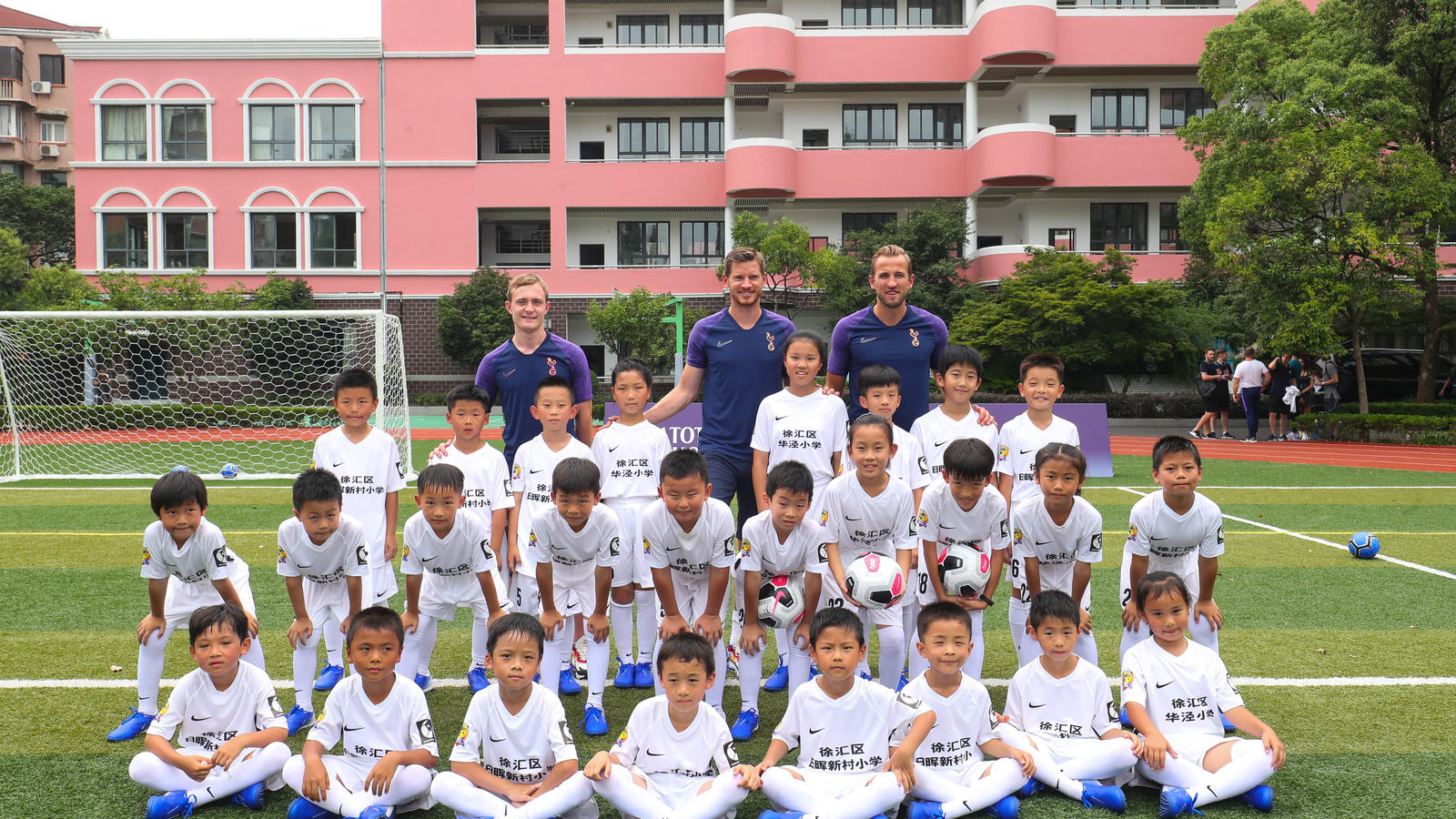 Nike and Tottenham Hotspur Shanghai Tour 2019 16