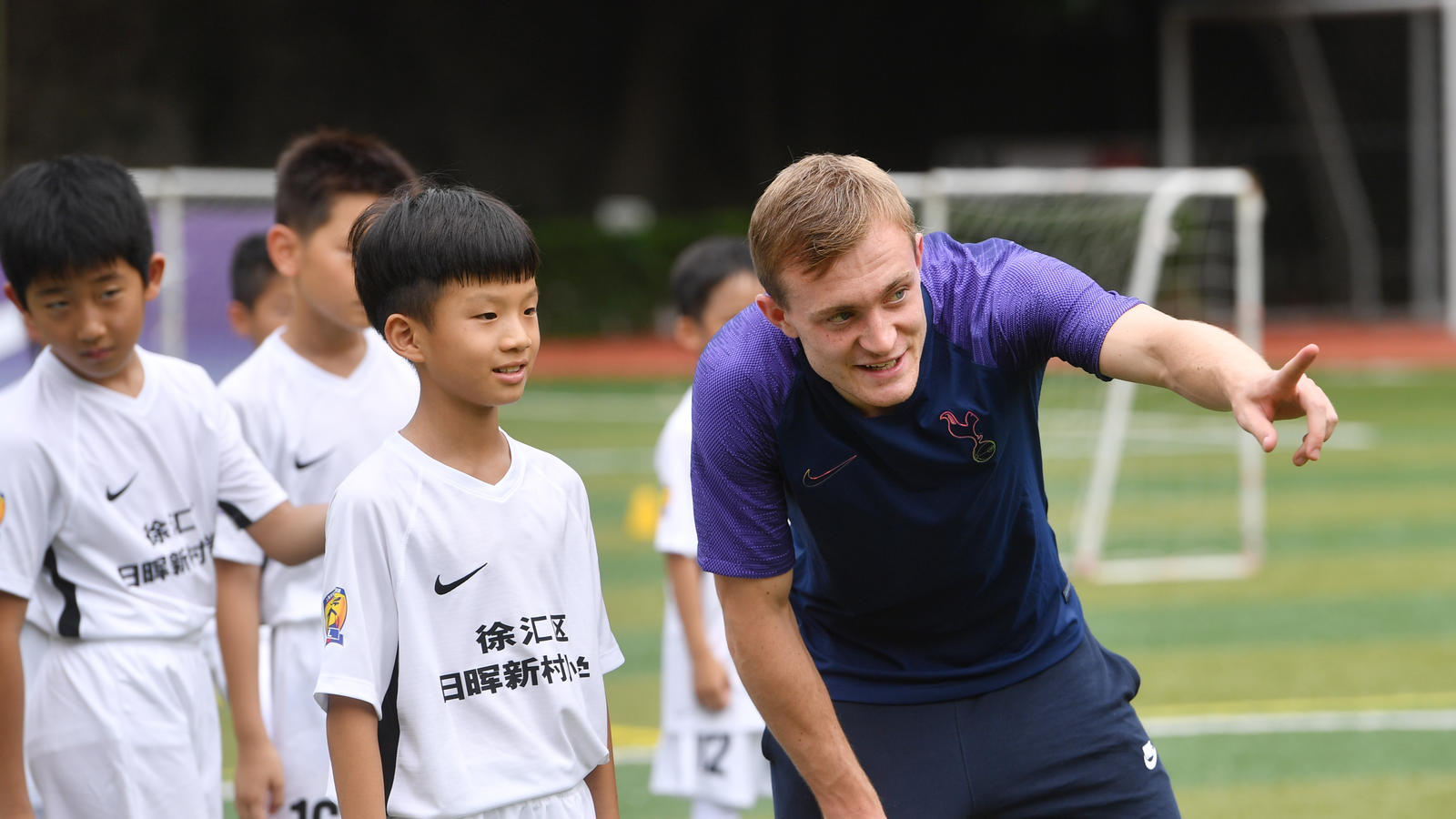 Nike and Tottenham Hotspur Shanghai Tour 2019 17
