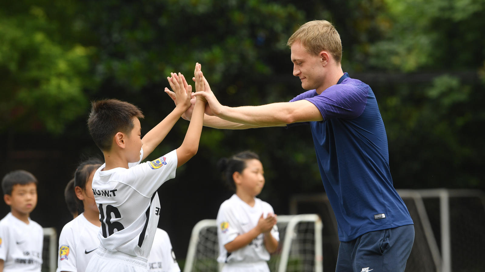 Nike and Tottenham Hotspur Shanghai Tour 2019 18