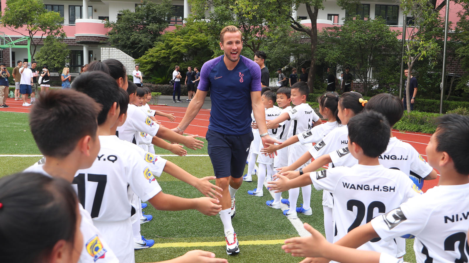 Nike and Tottenham Hotspur Shanghai Tour 2019 19