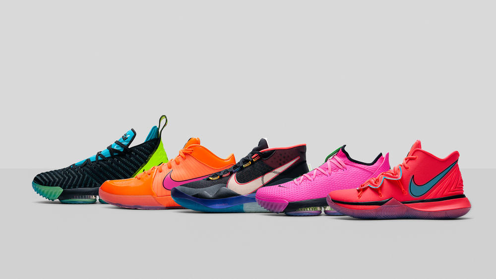 WNBA All-Star Game 2019 PE Collection