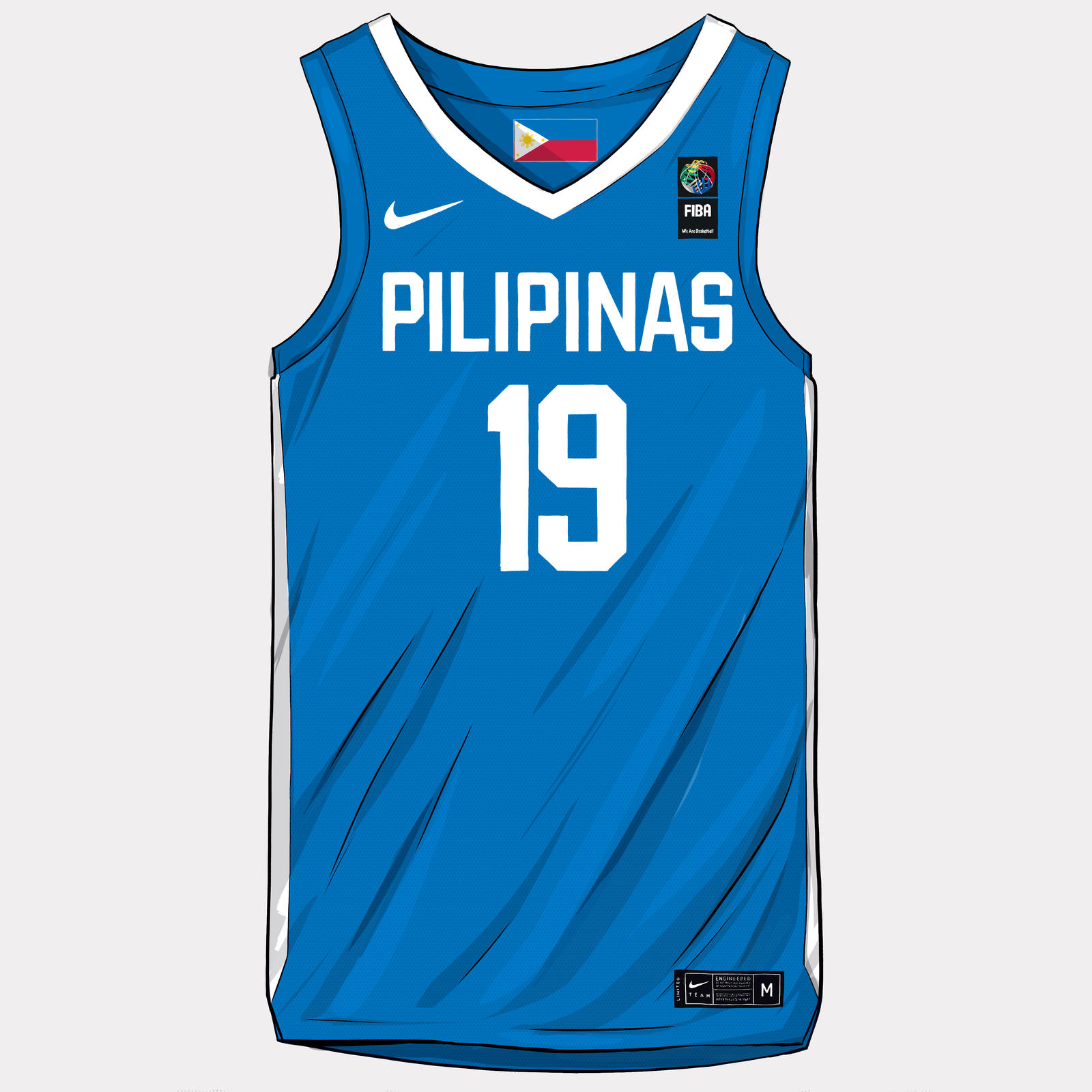 FIBA World Cup 2019 Uniforms 31