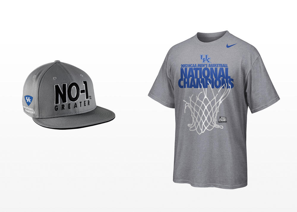 Nike Celebrates Kentucky's Championship Victory