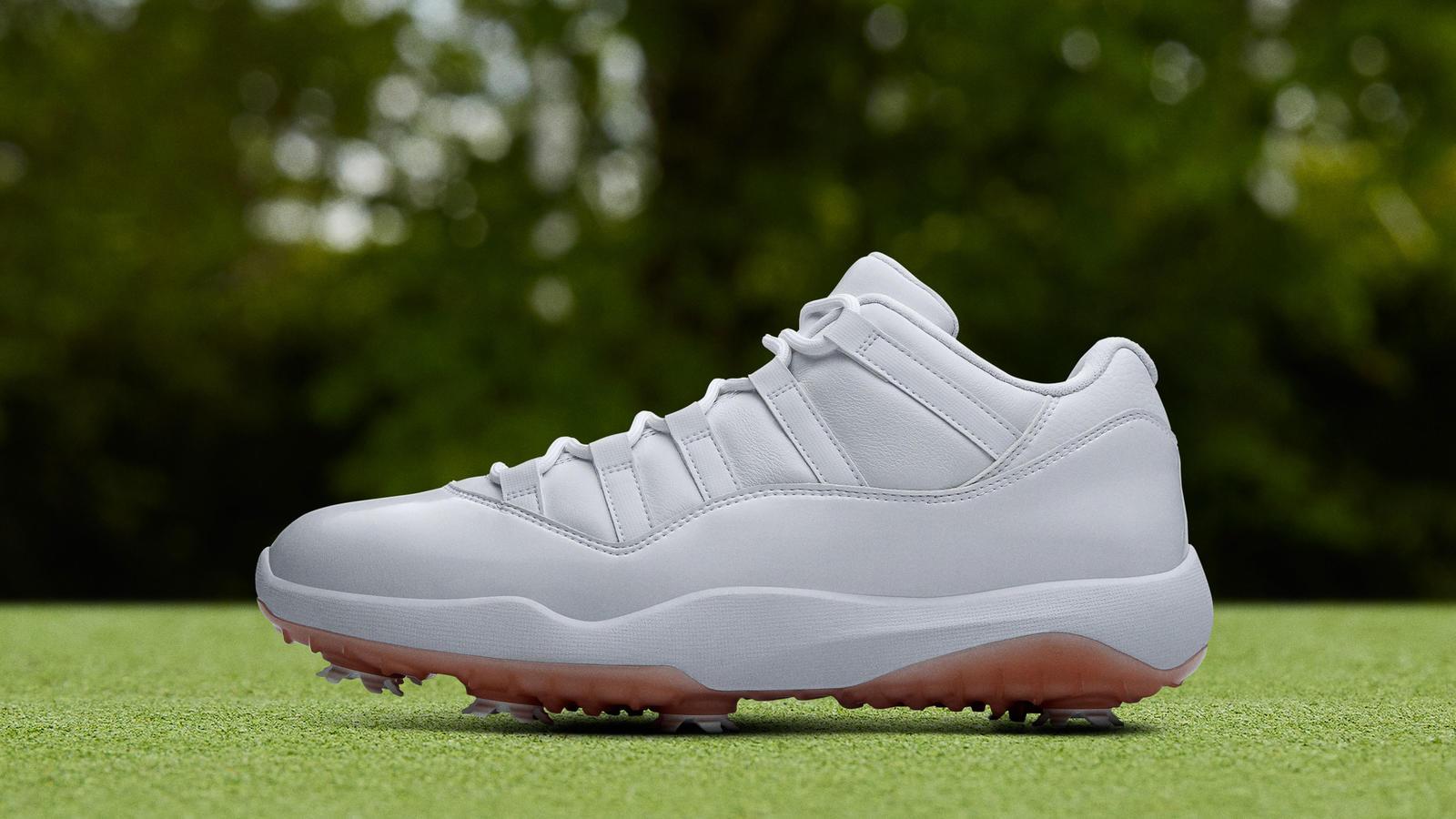 Air Jordan 11 Low Golf Official Image