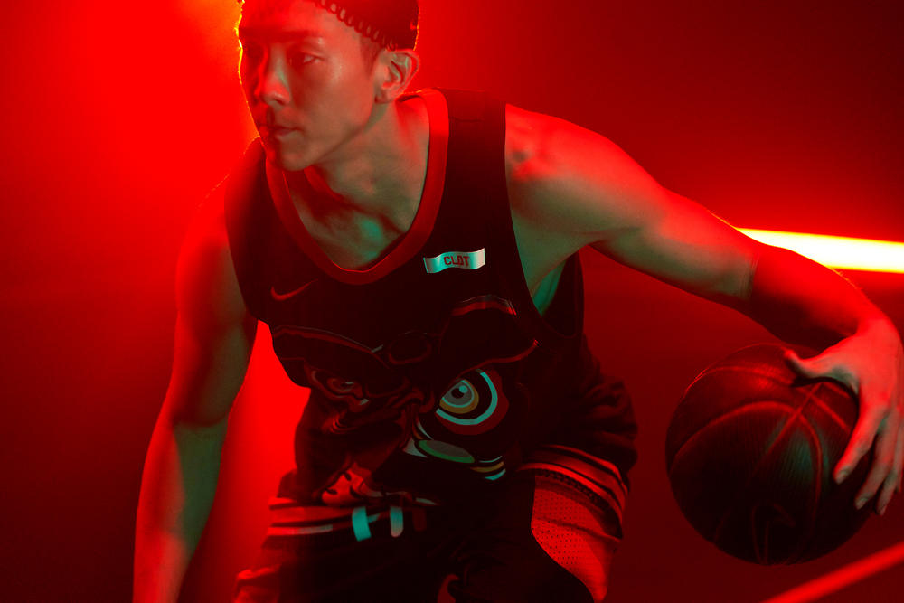 Edison Chen Bridges Basketball Culture and Chinese Tradition in New Apparel Collection